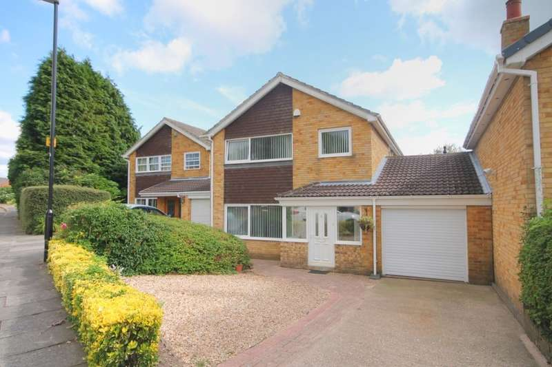 3 Bedrooms Detached House for sale in All Saints Drive, Hetton-Le-Hole, Houghton Le Spring, DH5