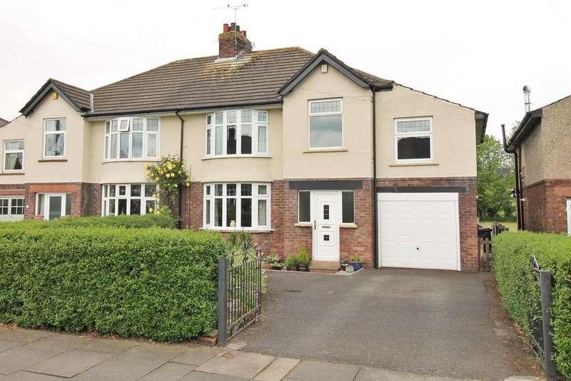 4 Bedrooms Semi Detached House for sale in Brampton Road, Carlisle