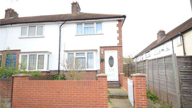 3 Bedrooms End Of Terrace House for sale in Dorset Street, Reading, Berkshire