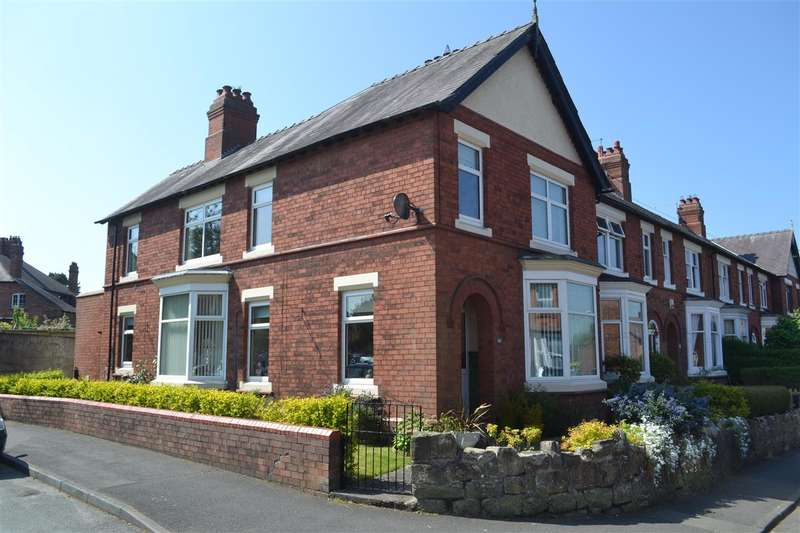 4 Bedrooms End Of Terrace House for sale in Talbot Street, Whitchurch