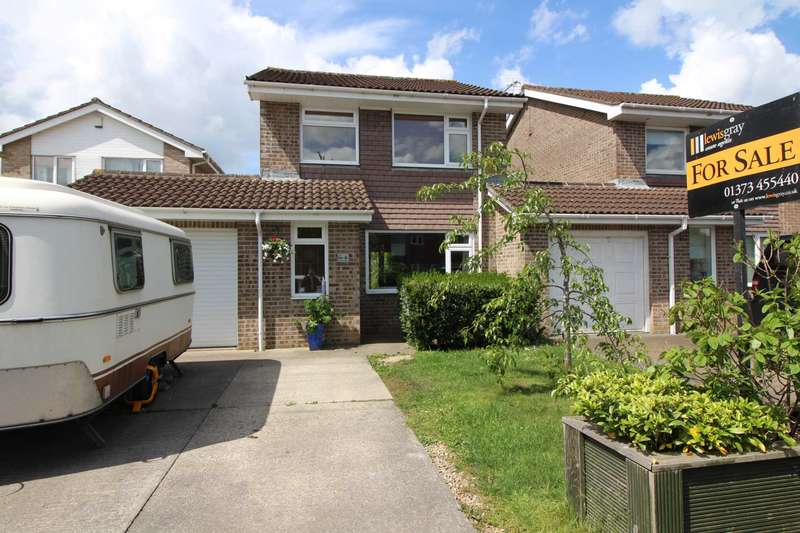 3 Bedrooms Link Detached House for sale in Holmbury Close, Frome