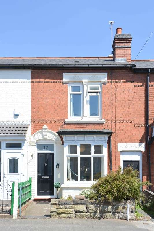 2 Bedrooms Terraced House for sale in Linden Road, Bearwood