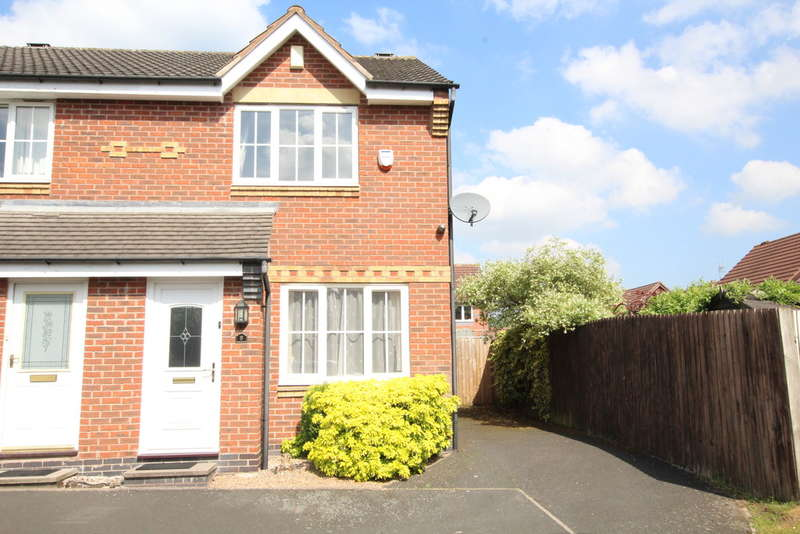 2 Bedrooms Semi Detached House for sale in Tudor Close, Sutton Coldfield, B73 6SX