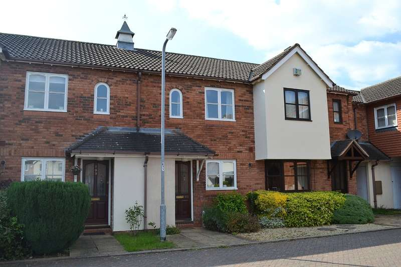 2 Bedrooms Terraced House for sale in Manor Rise, Lichfield