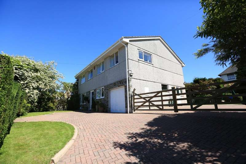 6 Bedrooms Detached House for sale in Wembury, Plymouth