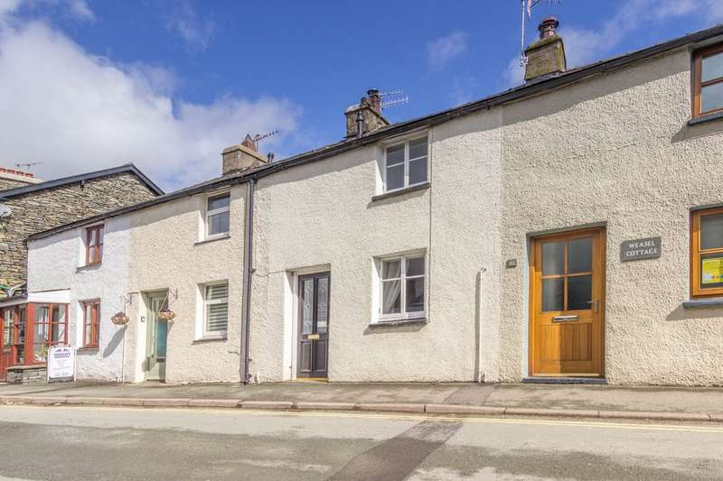 2 Bedrooms Terraced House for sale in 59 Main Street, Staveley