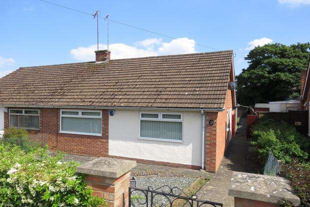 3 Bedrooms Bungalow for sale in Firsview Drive, Northampton, NN5