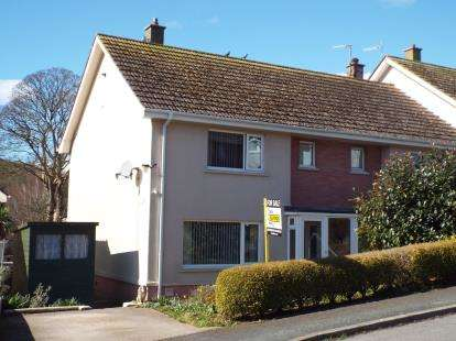 2 Bedrooms End Of Terrace House for sale in Kingsbridge, Devon, England