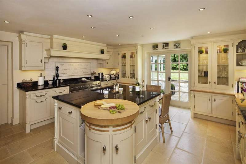 5 Bedrooms Detached House for sale in Dullingham Ley, Newmarket, Suffolk, CB8