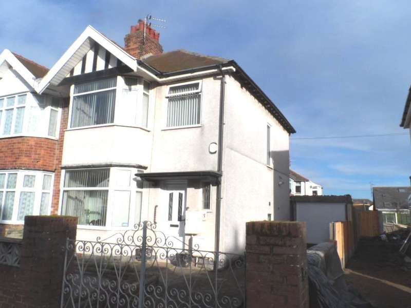3 Bedrooms Property for sale in 3, Blackpool, FY1 6LL