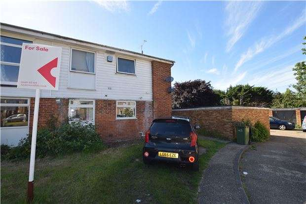 2 Bedrooms Flat for sale in Craylands, ORPINGTON, Kent, BR5