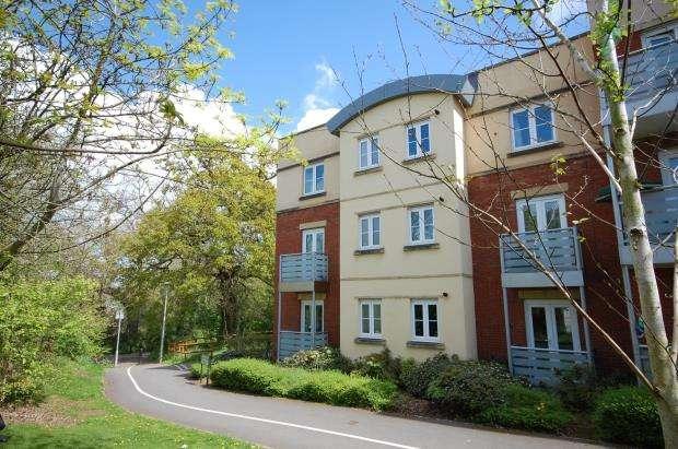2 Bedrooms Flat for sale in Heraldry Walk, Kings Heath, Exeter, Devon