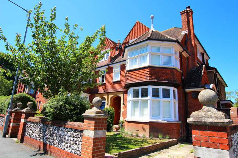 5 Bedrooms Semi Detached House for sale in Old Orchard Road, Eastbourne, BN21 1DD