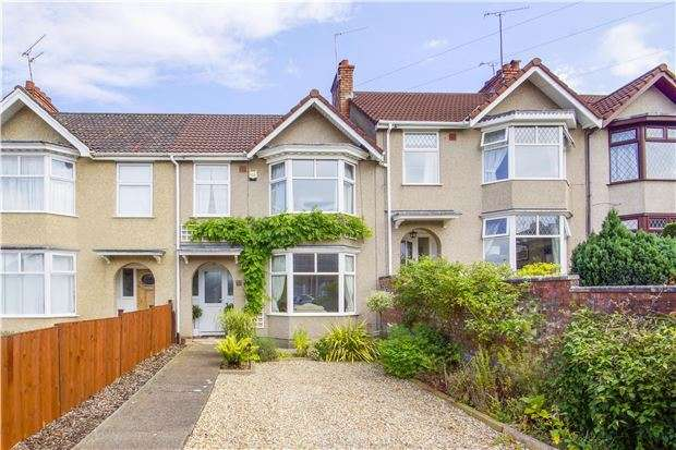 3 Bedrooms Terraced House for sale in Grace Road, BRISTOL, BS16 5DX