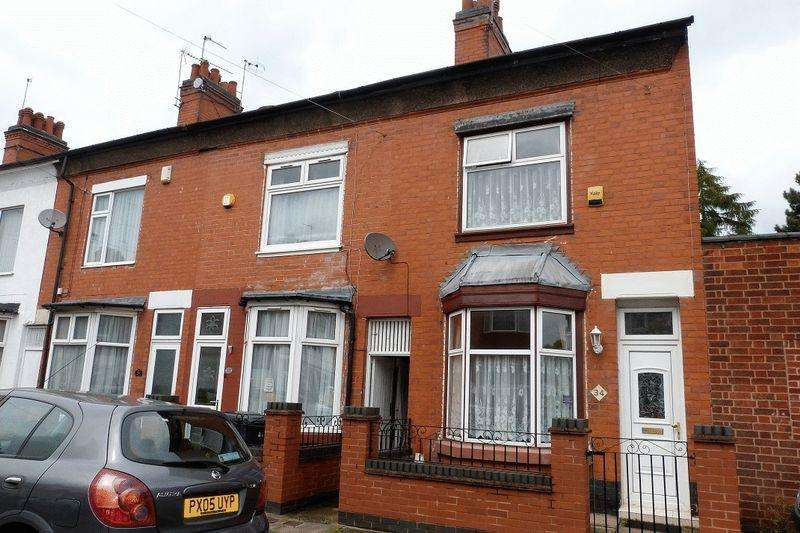 3 Bedrooms Terraced House for sale in Stafford Street, Belgrave