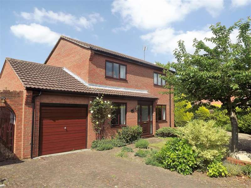 4 Bedrooms Detached House for sale in St. Leonards Avenue, Woodhall Spa, LN10 6SZ