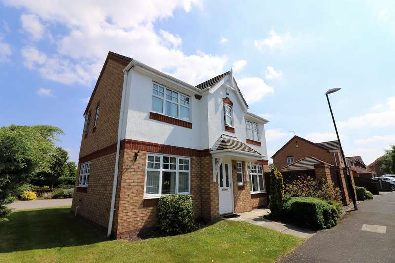 3 Bedrooms Detached House for sale in Fendale Avenue, Moreton, Wirral, CH46 9SH