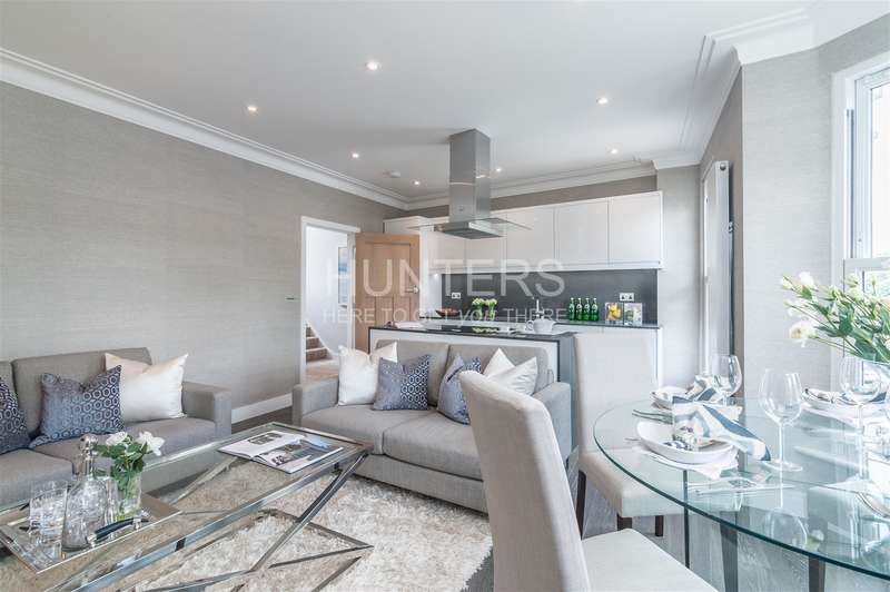 3 Bedrooms Apartment Flat for sale in Hillfield Road, London, NW6 1QA