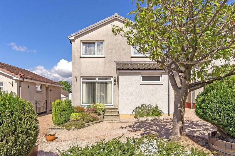 3 Bedrooms Detached House for sale in 39 Cedar Place, Perth, PH1