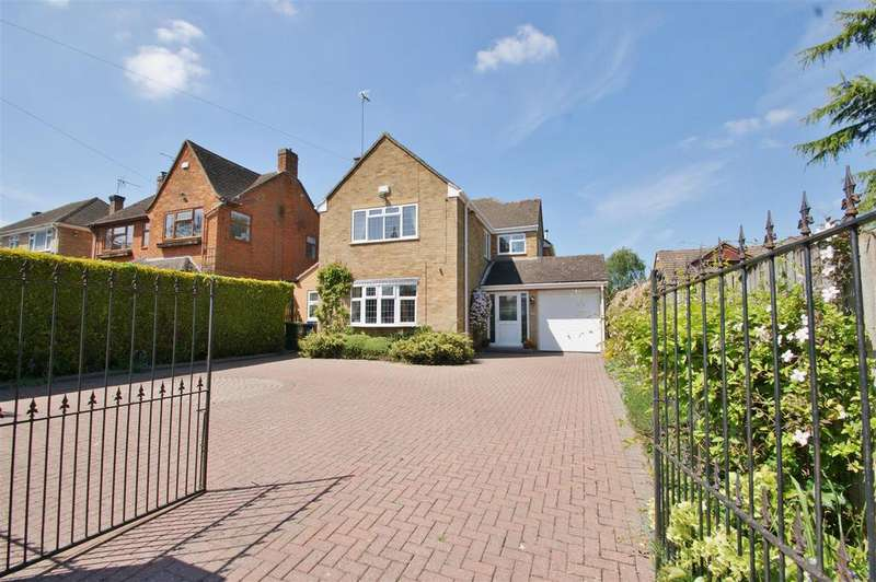 4 Bedrooms Detached House for sale in Overslade Lane, Bilton, Rugby