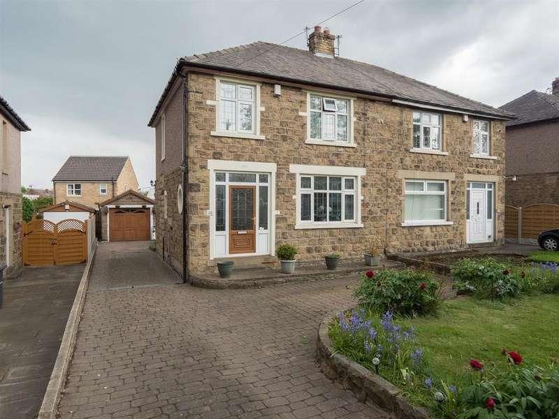 3 Bedrooms Semi Detached House for sale in Harrogate Road, Bradford, BD2 3RH