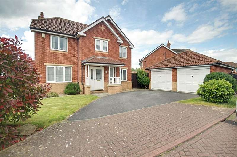 4 Bedrooms Detached House for sale in Avill Grove, Ingleby Barwick