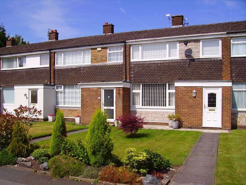 3 Bedrooms Town House for sale in Parr Lane, Unsworth, Bury, BL9