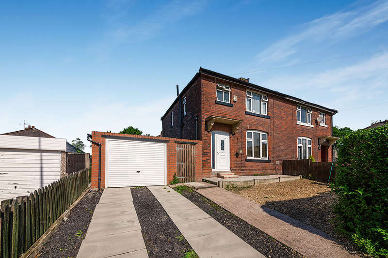 3 Bedrooms Semi Detached House for sale in Armitage Avenue, Little Hulton, Manchester, M38