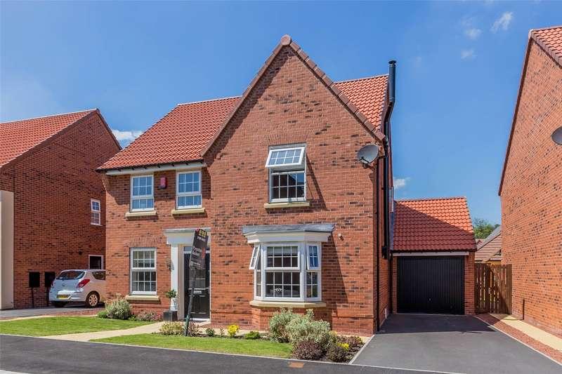 4 Bedrooms Detached House for sale in Sandhills Way, Branton, Doncaster, DN3