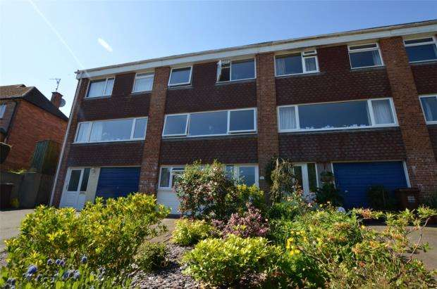 4 Bedrooms Terraced House for sale in Town Park, Crediton, Devon