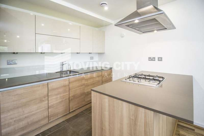 2 Bedrooms Flat for sale in Chi Building, Crowder Street, Shadwell, London E1