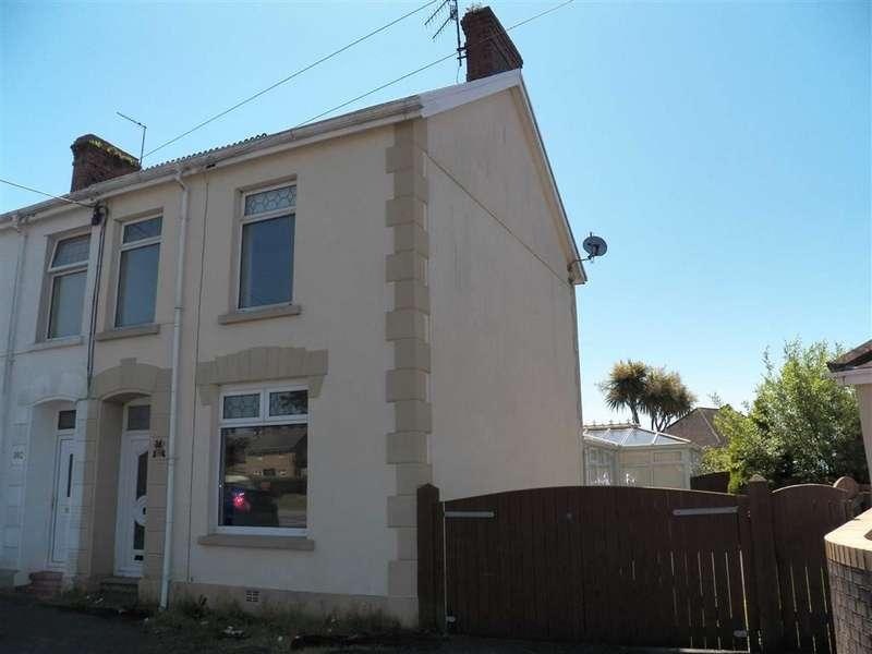 3 Bedrooms Property for sale in Gelli Road, Llanelli
