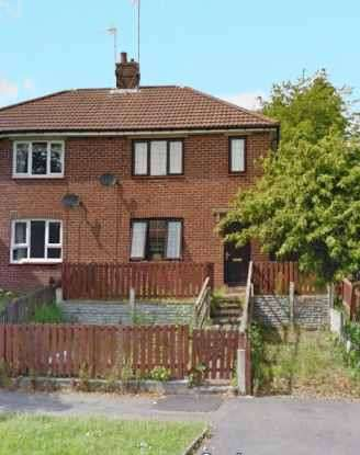 2 Bedrooms Semi Detached House for sale in Hill Top Drive, Rochdale, Lancashire, OL11 2DY