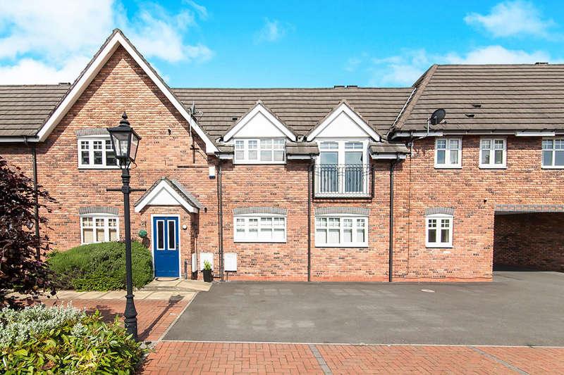 1 Bedroom Flat for sale in Moorside Road, Swinton, Manchester, M27