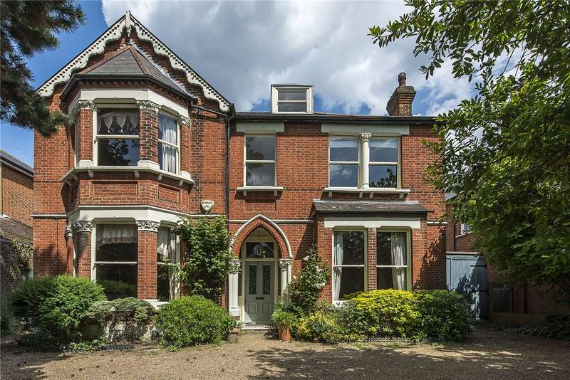 7 Bedrooms Detached House for sale in Mount Park Road, Ealing, W5