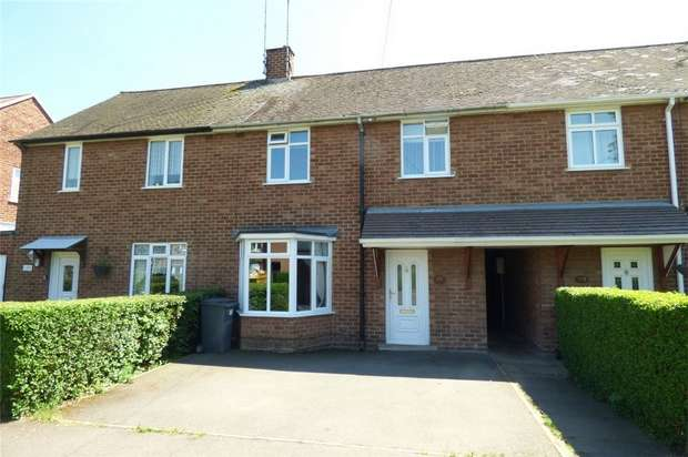 3 Bedrooms Terraced House for sale in Donnithorne Avenue, Nuneaton, Warwickshire