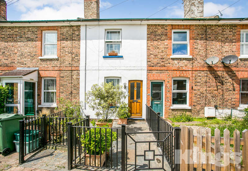 2 Bedrooms Terraced House for sale in Cromwell Road, Tunbridge Wells
