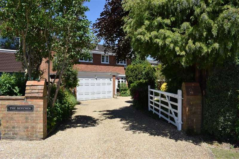 4 Bedrooms Detached House for sale in Oast House Crescent, Farnham, Surrey