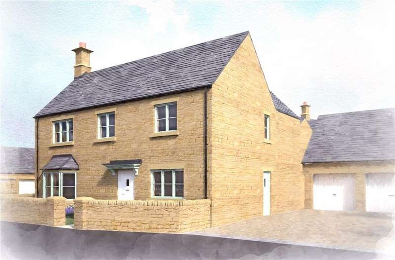 4 Bedrooms Detached House for sale in Plot 26 The Mill, Station Road, Chipping Campden, GL55