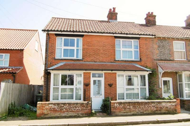 4 Bedrooms End Of Terrace House for sale in Sheringham