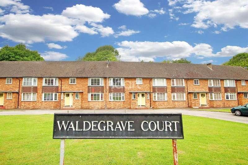 2 Bedrooms Flat for sale in Waldegrave Court, Upminster