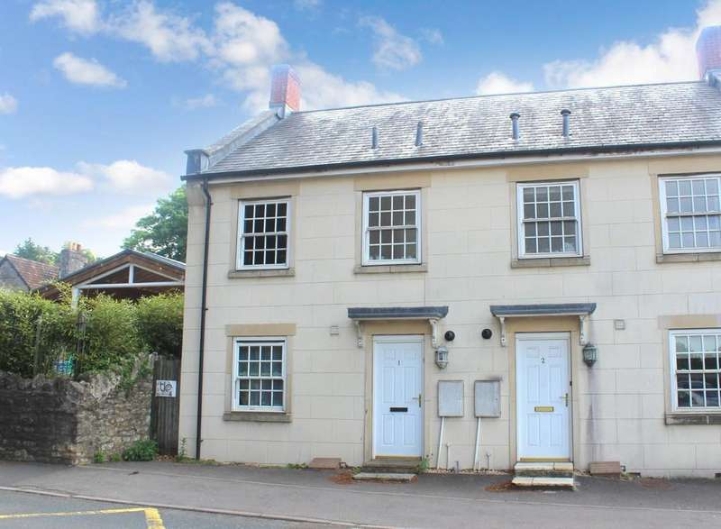 3 Bedrooms Semi Detached House for sale in York Mews, Shepton Mallet