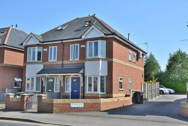 3 Bedrooms Semi Detached House for sale in Orchard Mews, 230 Columbia Road, Bournemouth