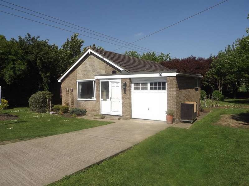 3 Bedrooms Bungalow for sale in Church Road, Martin Dales, Woodhall Spa, LN10 6XZ