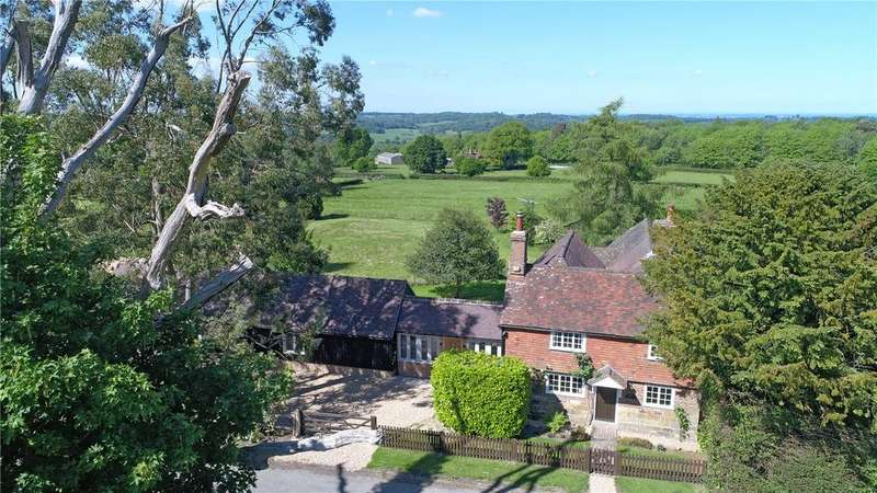 5 Bedrooms Equestrian Facility Character Property for sale in Buckland Hill, Cousley Wood, Wadhurst, East Sussex, TN5