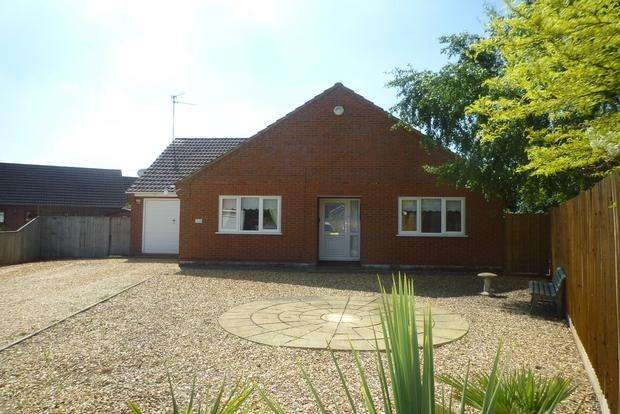 3 Bedrooms Detached Bungalow for sale in Walton Road, Wisbech, PE13