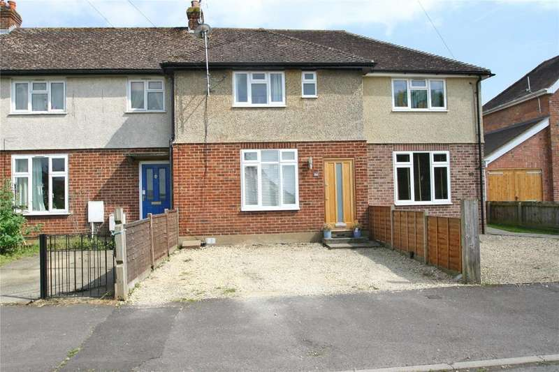 3 Bedrooms Terraced House for sale in Broadwaters Avenue, Thame, OX9