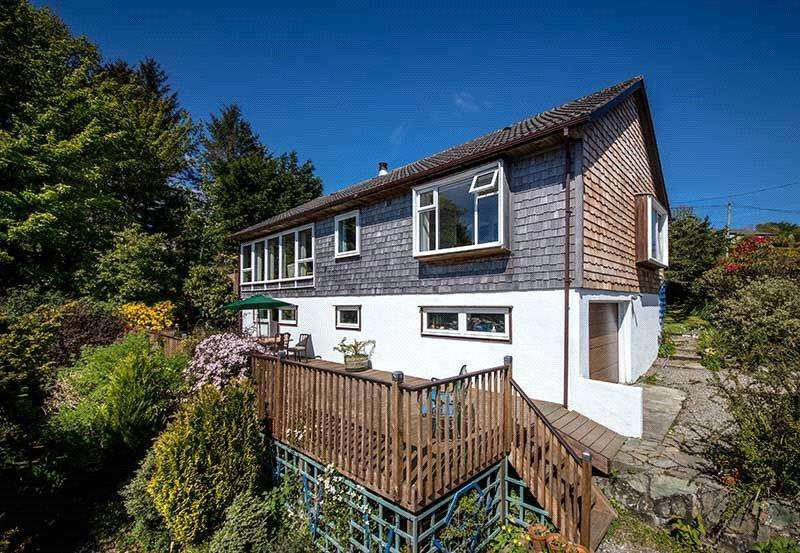 3 Bedrooms Unique Property for sale in Haarliath, Tigh Dearg Road, Kilcreggan, Helensburgh, G84