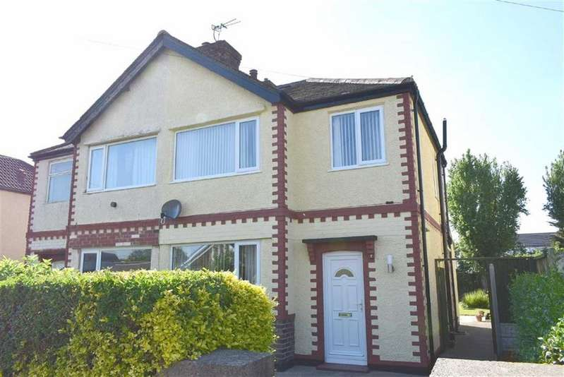 2 Bedrooms Semi Detached House for sale in MacDonald Road, CH46