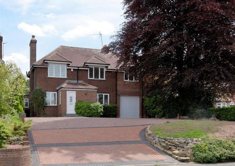 4 Bedrooms Detached House for sale in Holbeache Road, Wallheath